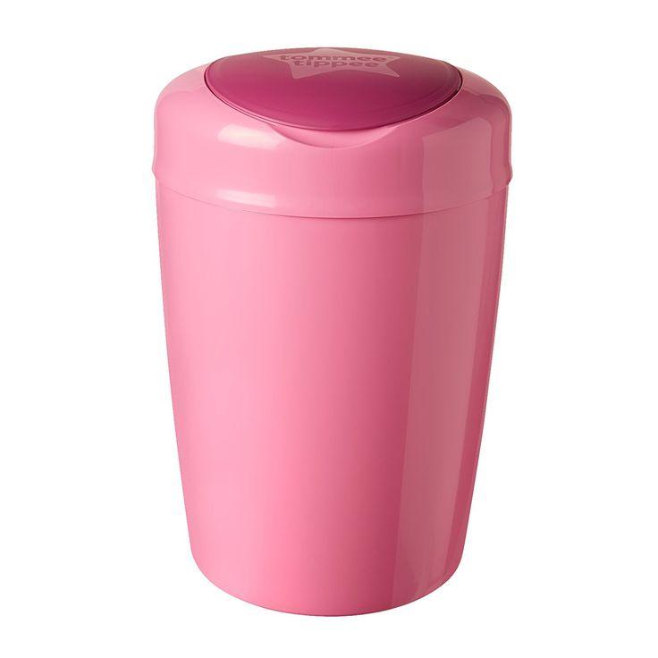 Tommee Tippee Simplee Sangenic Pink