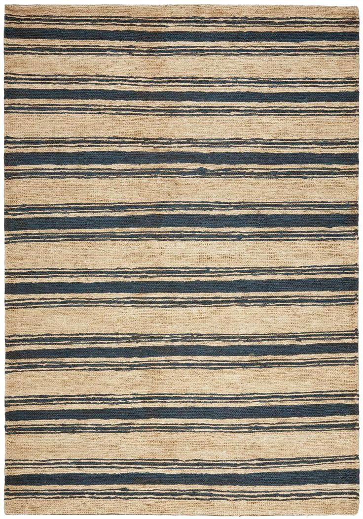 Cliff Stripe Harbor Gray Tan Area Rug Products
