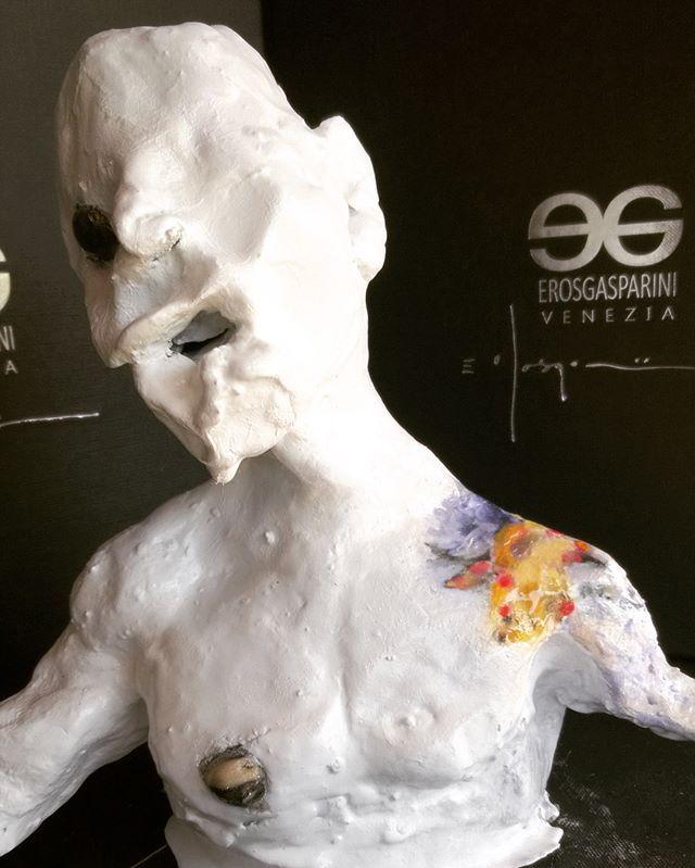#secondstep #collection #melbourne #melbourneweddingphotographer #sandiego #newyork #sculpture #erosgasparini #art #artgallery #sydney #cool #artblog #tattoo #tatoo #tatuaggi #sandiego #sandiegoconnection #sdlocals #sandiegolocals - posted by Eros Gasparini https://www.instagram.com/erosgaspariniartlab. See more post on San Diego at http://sdconnection.com