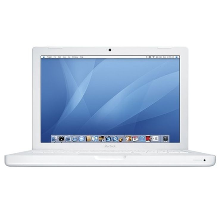 Apple MacBook Core 2 Duo T7500 2.2GHz 2GB 120GB DVD±RW 13.3 Notebook AirPort OS X w/Webcam & Bluetooth (Late 2007)