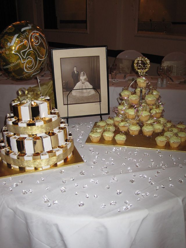 1000 images about 50th wedding anniversary ideas on for 50th anniversary decoration