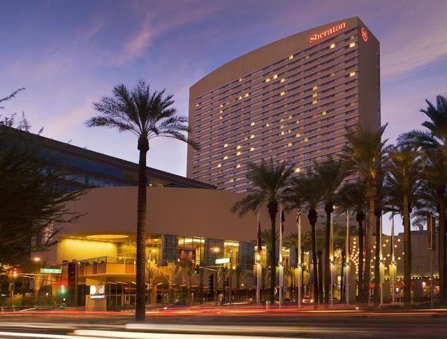 Sheraton Grand Phoenix Downtown Hotels Downtown Phoenix Hotel