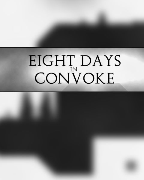 Eight Days in Convoke is a physics-based arcade game that places you into the cockpit of an alien craft tasked with the abduction of unknowing human. Gently and thoughtfully apply thrust and rotation to your craft to counter gravity and fly through the noire themed levels.