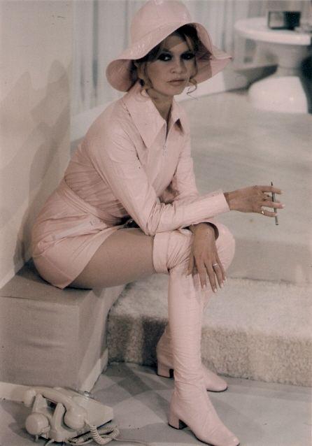 Ours et la Poupée de Michel Deville (1970) Brigitte Bardot, Jean-Pierre Cassel.