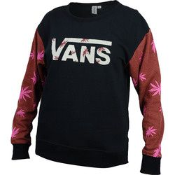 Bluza femei Vans Yesterday's End V08UBLK