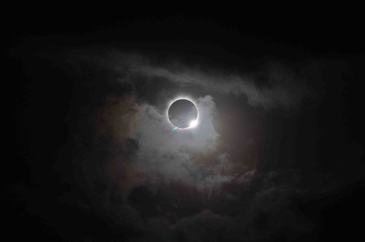 Total Solar Eclipse Darkens Skies Over Australia, South Pacific