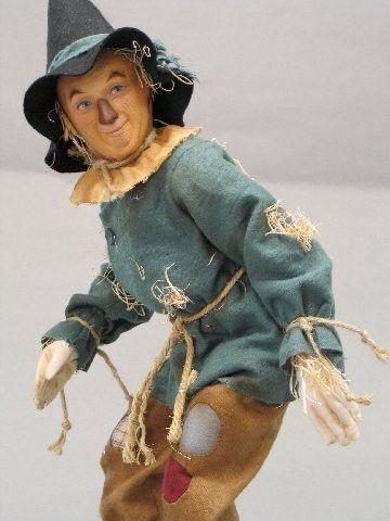 R John Wright Scarecrow Wizard of Oz | R John Wright