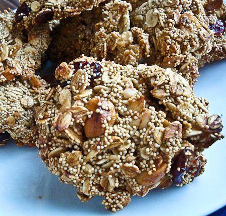 amaranth breakfast protein cookies! :)