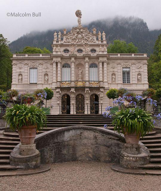 Linderhof Palace - Bavaria, Germany