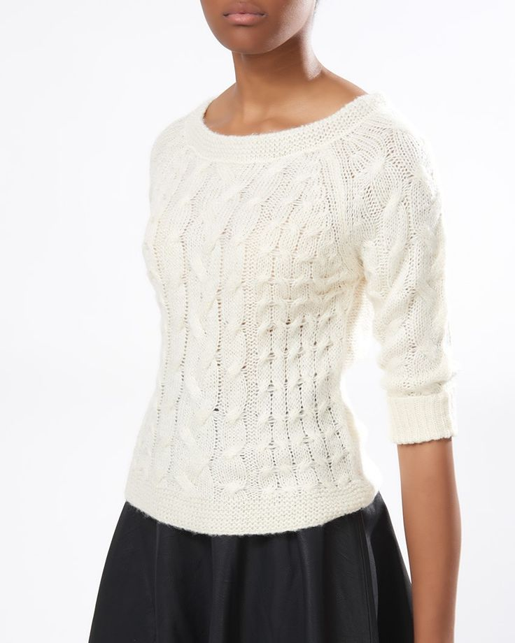 Vila Wind Knit Top - Atterley Road