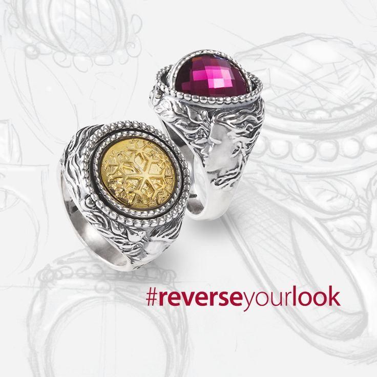 Il gesto portafortuna di Capodanno? #reverseyourlook!nIndossa il tuo #MesiReverse e a mezzanotte cambia verso al tuo look
