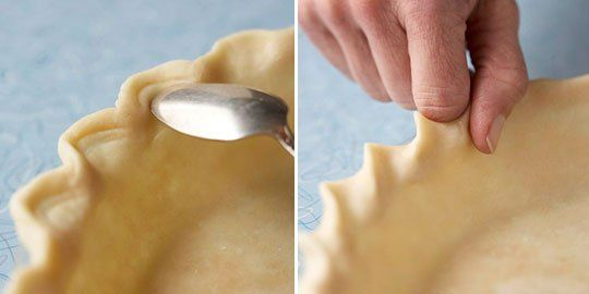 88 best pie crust images on pinterest petit fours baking and conch fritters for Better homes and gardens pie crust
