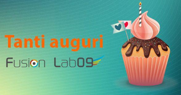 Fusion Lab09 compie un anno [include sorpresa]