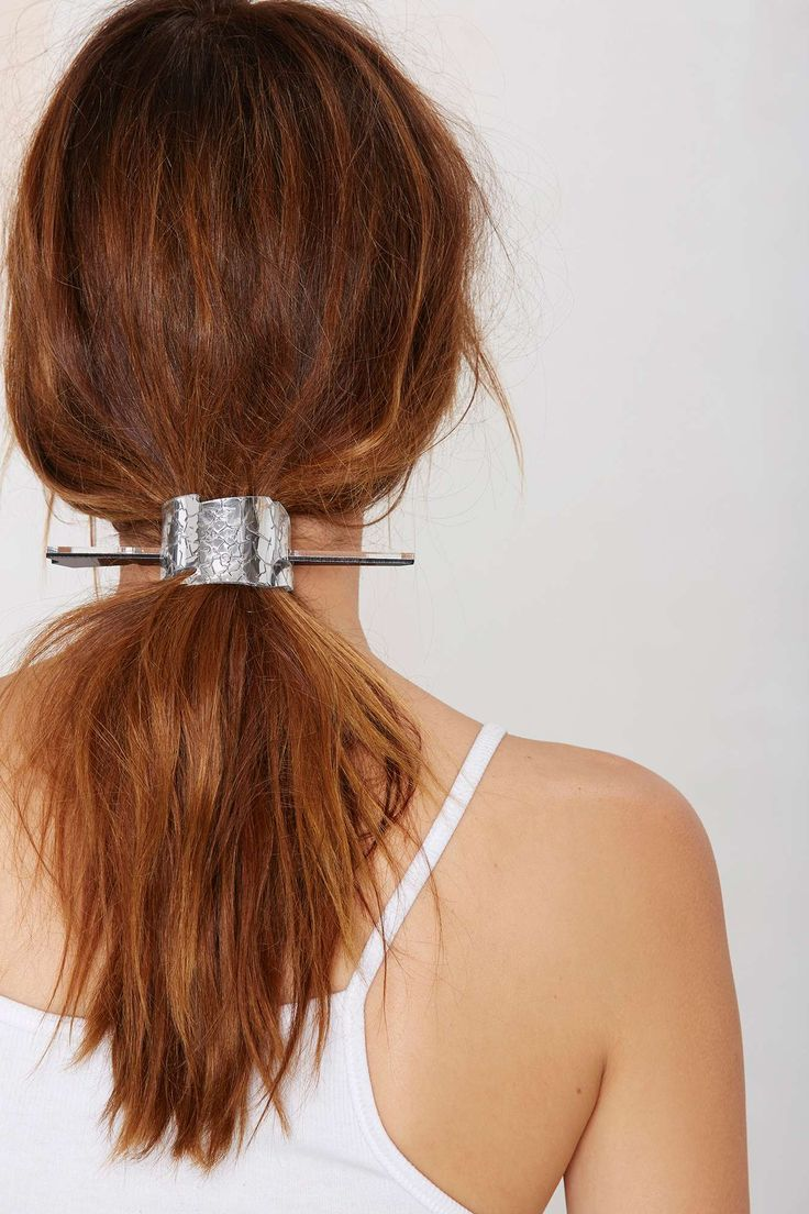 Hair Staill : Still Love You NYC Shattered Pony Cage Shop Accessories at Nasty ...