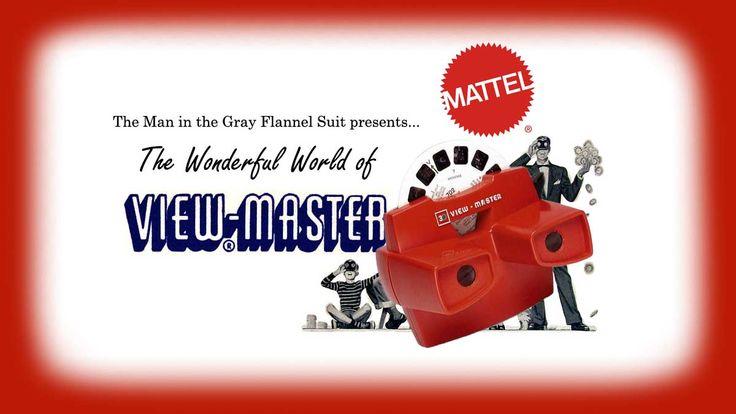 VIEW MASTER VR – The Wonderful World – MATTEL