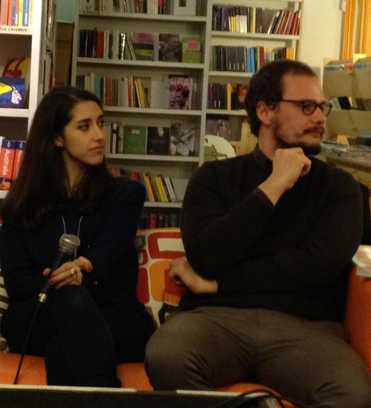 L'esordio di #AAA alla Libreria Trebisonda, con @Ilaria Urbinati, @FabrizioVespa, Maurizio Puato e la diretta su @RadioBandaLarga