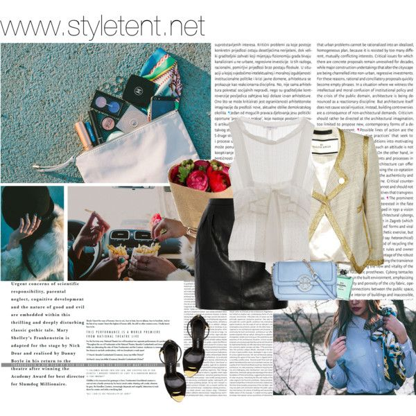 StyleTENT by cristina-e on Polyvore featuring Vanessa Bruno, By Malene Birger, BLK DNM, Tom Ford, Chanel, Girls, Blue & fashionblog // www.styletent.net