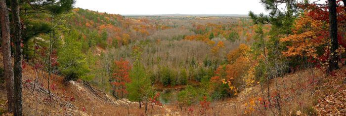 These 10 Trails In Michigan Will Lead You To Unforgettable Places 4. Manistee River Trail