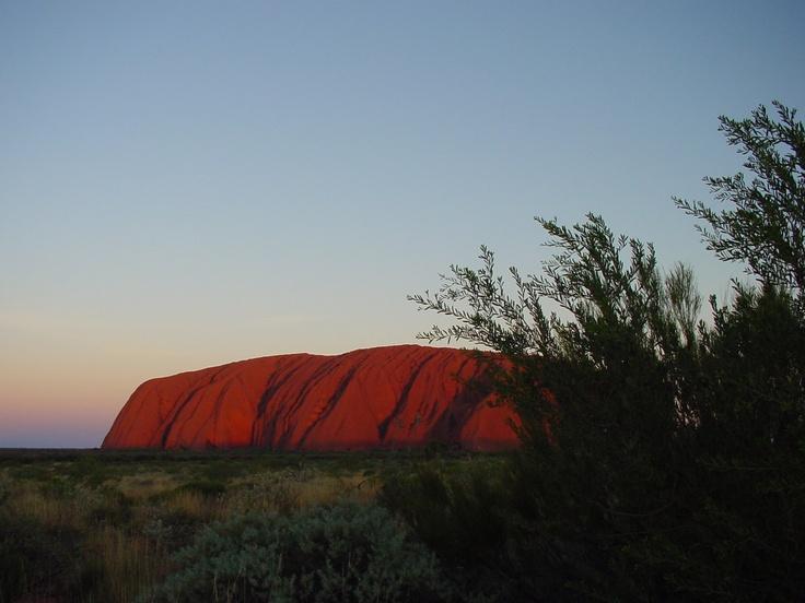 Uluṟu, Northern Territory, Australien