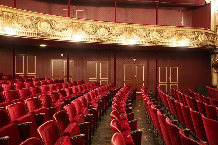 Acoustic replica doors   Royal Danish Theatre   Vahle Doors