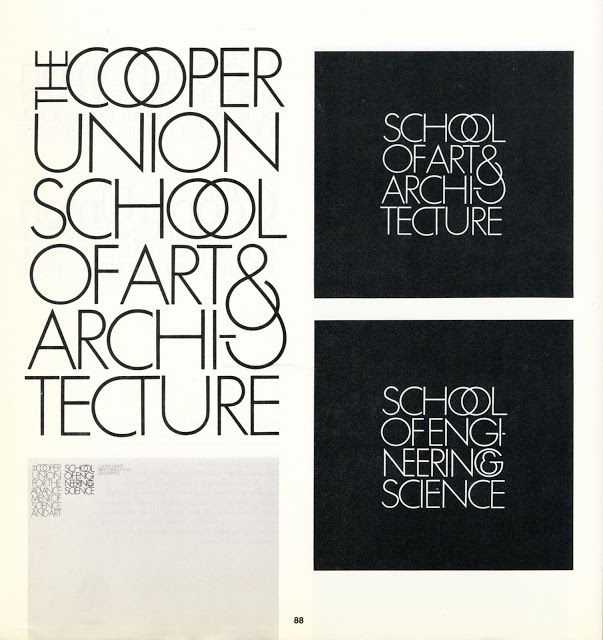 Tenth Letter of the Alphabet: Creator: Herb Lubalin, Part 9