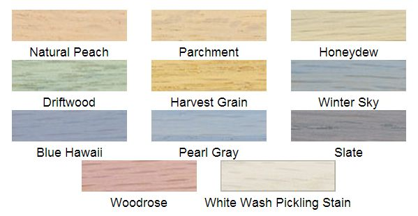 Maybe the Slate from these Minwax Stain Colors | color_washes. Water-based, white base. These wood stains are basically a pastel wash that gives subtle and softer color enhancement while allowing maximum grain and wood characteristics to come through. As with their more intense color counterparts it is possible to cross mix and dilute these to achieve a custom wash color.