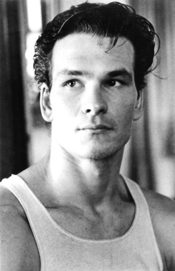 Patrick Swayze, the man that inspired young boys to become headstrong men.