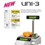 We offer Printing Scales & Network such as Ishida Uni-3 L1 for sale in East London, South Africa. Meeting customers needs under one roof. Dual range printing scales 6kg/2g, 15kg/5g. High speed quality label printing, easy operation, memory expansion and high quality display. Printing Scales with ethernet connection and ScaleLink 5 software.   #barcode printinc scale for sale #burchery scales for sale #Butchers scales for sale #Butchery Scales #Digi SM110 #Digital Scale