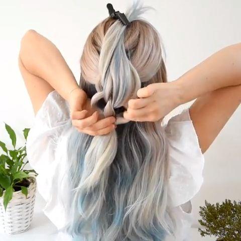 Cute DIY Braid Hairstyle Tutorial