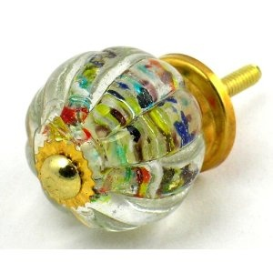 Fused glass knobs!!Fused Glass