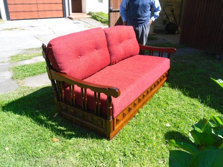Sillon americano // mid century couch