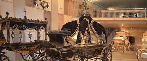 Museu de Carrosses Fúnebres or Funeral Carriage Collection, Barcelona