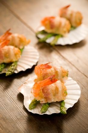 The Deen Bros Bobby's Lighter Crab-stuffed Shrimp