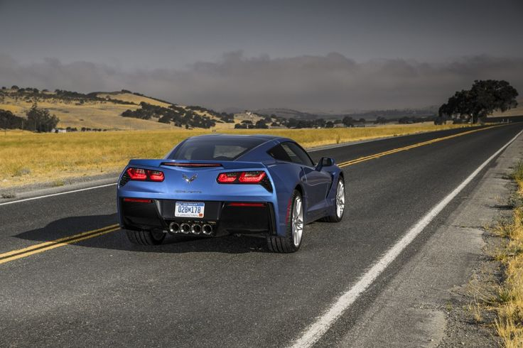 2014 Stingray Corvette | 2014 Chevrolet Corvette Stingray: First Drive