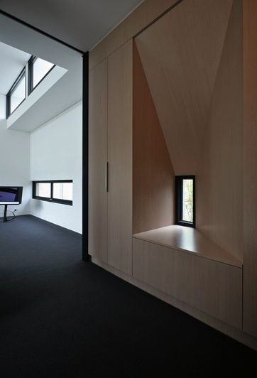 Hamilton Courtyard House, Australia, Architects: Graeme Gunn and Sophie Dyring