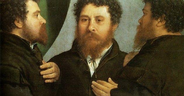 El retrato triple de Lorenzo Lotto | revista Arte y Pintura al Dia