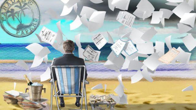 Αποκαλύψεις-φωτιά από τα Paradise Papers: Περίπου 8 τρισεκατομμύρια ευρώ έχει κρύψει η παγκόσμια ελίτ σε φορολογικούς παραδείσους    Πα...