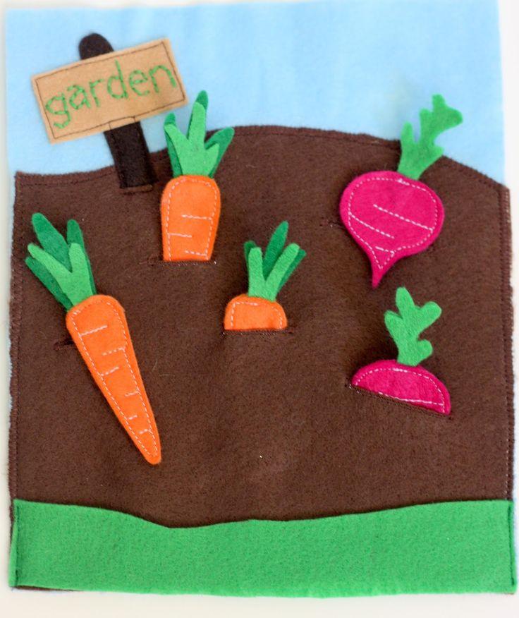 quiet book carrot - Hľadať Googlom