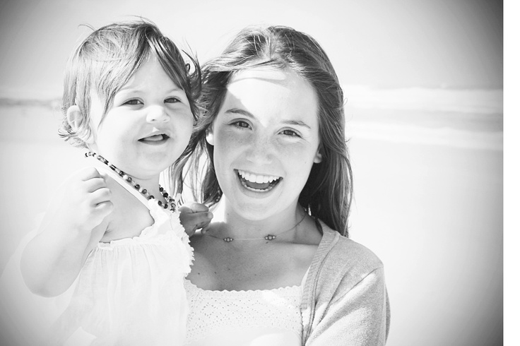 sisters  - total happiness -  beach shoot.       Photography by Mandi Scholtz
