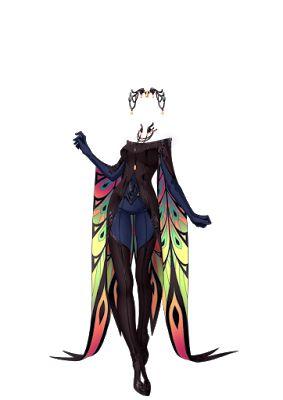 Dama de Fenix/Maid of Phoenix ~ Eldarya Solution