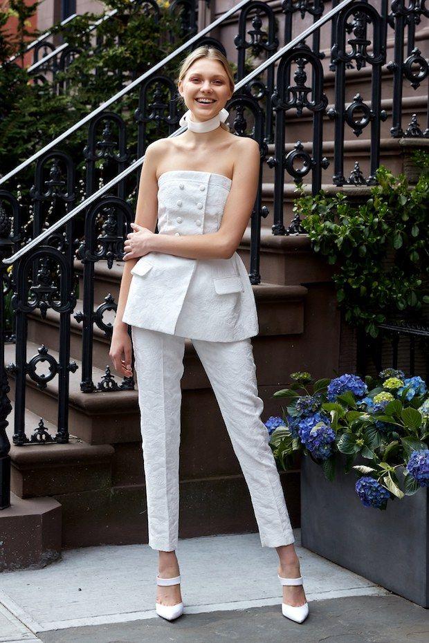 f5d79ff157ef Bridal Fashion Week: Wedding Dress Trend Report 2019 | OneFabDay.com Ireland