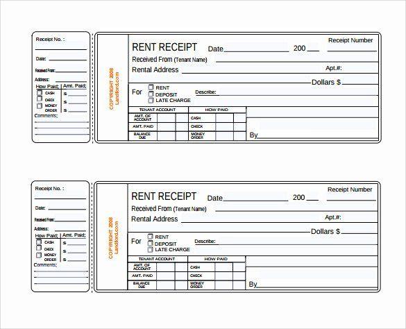 Free Rent Receipt Template Best Of Rent Receipt Template 13 Download Free Documents In Pdf Receipt Template Templates Contract Template