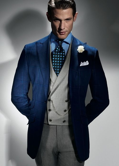 194 best The Waistcoat-Vest knitted & tailored images on Pinterest ...