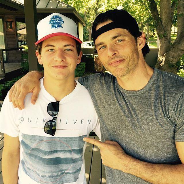 Tye Sheridan and James Marsden. Scott Summers meets Scott Summers. Courtesy of Josh Hopkins @mrjoshhopkins: Two Cyclops' #Xmenapocalypse #Xmen @james_marsden… http://instacelebs.net/hollywood/josh-hopkins-mrjoshhopkins-two-cyclops-xmenapocalypse-xmen-james_marsden-dirtyclintharry/…