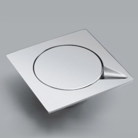 Bathroom Accessories Floor Drain (0605-DL08)  $15