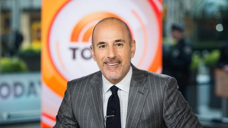 Today Show's Matt Lauer Fired From NBC News After Sexual Misconduct Allegations