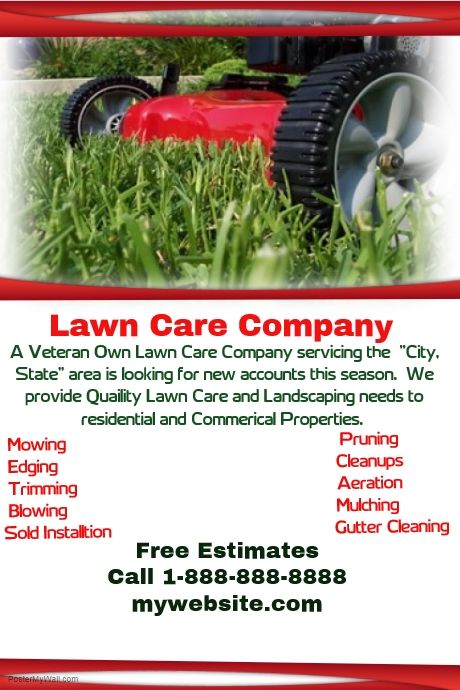 8 best Lawn care images on Pinterest Lawn care business, Lawn - lawn care specialist sample resume