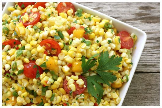 corn salad: Fun Recipe, Sweets Corn, Delish Food, Eating Gluten, Corn Salad, Salad Recipe, Farmers Marketing, Healthy Recipe, Summer Night