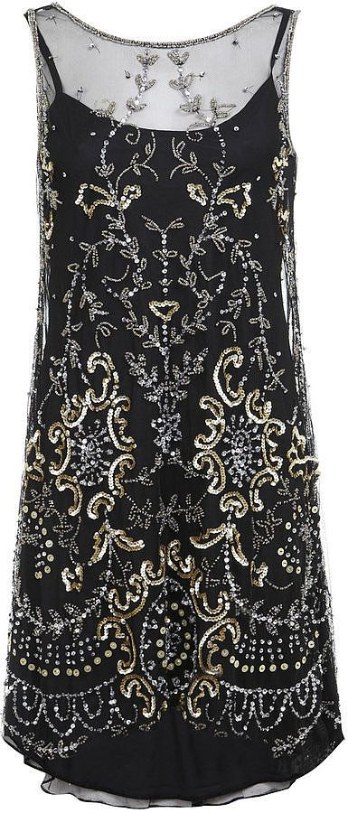 126 Robes Rétro Pour Une Soirée à Thème Great Gatsby                                                                                                                                                                                 Plus