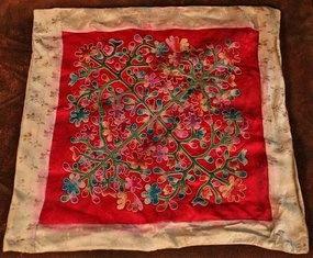 Korean tree of life- embroidery <3